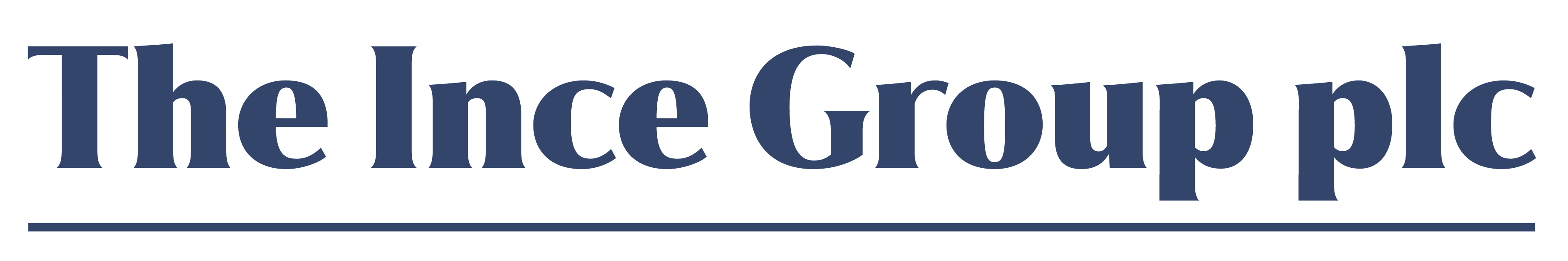 The Ince Group plc